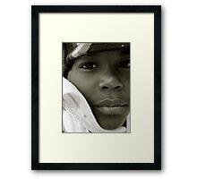 Xman Framed Print