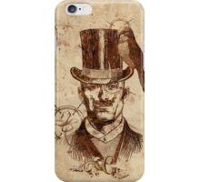 Extraordinary Gentleman iPhone Case/Skin