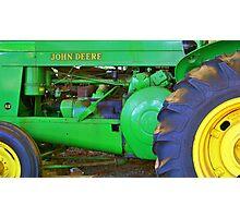 Deere John Photographic Print