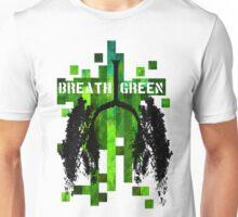 Breath Green Unisex T-Shirt