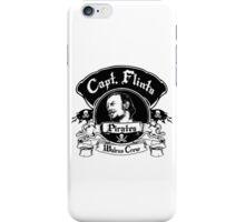 Captain Flints Pirates - Walrus Crew iPhone Case/Skin