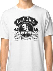 Captain Flints Pirates - Walrus Crew Classic T-Shirt