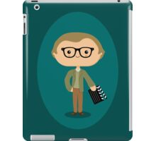 Woody Allen iPad Case/Skin