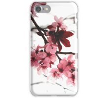Stormy Blossoms iPhone Case/Skin