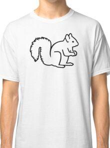 Cute squirrel Classic T-Shirt