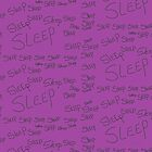 sleep by paula cattermole artinapuddle