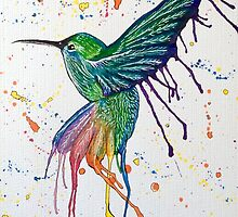 Hummingbird by Natalie Holden