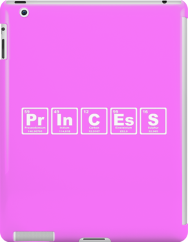 Princess - Periodic Table by graphix