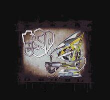 """""""ESP....Robo-kid's debut""""...... T-Shirt"""