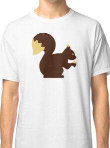 Comic squirrel Classic T-Shirt
