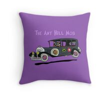 The Bulletproof Bomb Throw Pillow