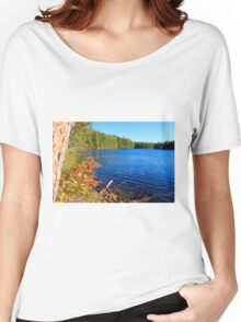 Grand lake  Women's Relaxed Fit T-Shirt