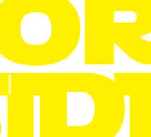 The Dork Side Sticker