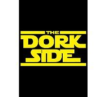 The Dork Side Photographic Print