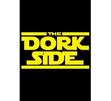The Dork Side Photographic Print