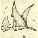 The Super Pterosaur by Sean Phelan