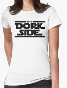 The Dork Side Womens Fitted T-Shirt