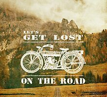 Let's Get Lost On The Road by DVerissimo