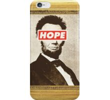 Lincoln Hope iPhone Case/Skin