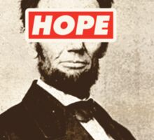 Lincoln Hope Sticker