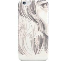 PRETTY FACE GIRL(C2002) iPhone Case/Skin