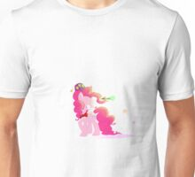 Pink Time Lord Unisex T-Shirt