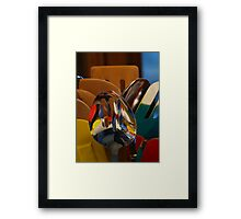 Class Clown Framed Print