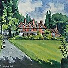 Hergest Croft, Kington, Herefordshire by JayteesArt