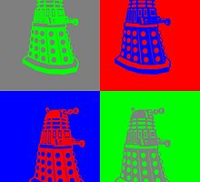 Daleks - Doctor Who by merioris