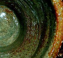 ceramic closeup by lizwaltzes