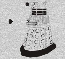 Dalek - Doctor Who One Piece - Short Sleeve