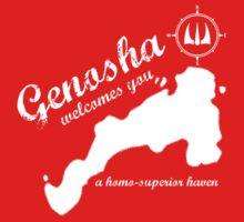 Genosha Kids Tee