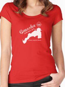 Genosha Women's Fitted Scoop T-Shirt