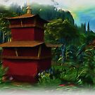 Gompa Park by Kathy Nairn