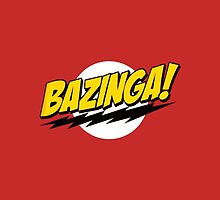 Bazinga by merioris