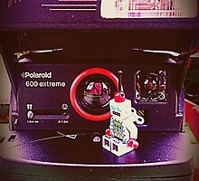 Polaroid Lego by MBradders