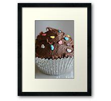 Sweet Cupcake Framed Print