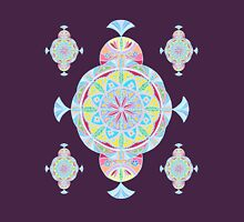 Vintage Moroccan Pattern in Lavender T-Shirt