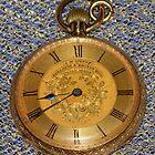 Grandpa's Gold Pocket Watch by Jenny Brice