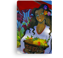 Fruitful Canvas Print