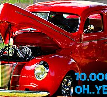 10,000 VIEW ON FLICKR...................OH YEAH by davesdigis