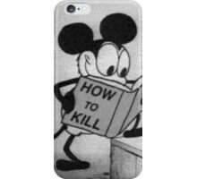 Mickey Guide: How to Kill iPhone Case/Skin