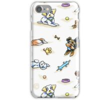 Poodle Mix-In It Up iPhone Case/Skin