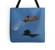 On Eagle's Wings Tote Bag