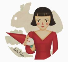 Amelie Poulain by ginsanchfer