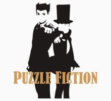Puzzle Fiction Kids Clothes