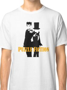Puzzle Fiction Classic T-Shirt