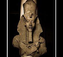 Bust of Akenaton by Boadicea