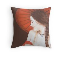Jessie 3 Throw Pillow