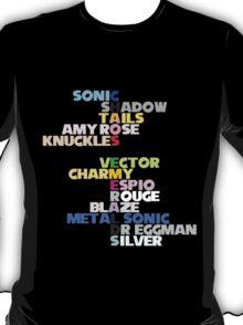 Chaos Emeralds T-Shirt
